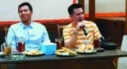 Andika Pandu Puragabaya Anggota Komisi I DPR RI Fraksi Gerindra sosialisasikan 4 Pilar. FOTO : nyatanya.com/istimewa .