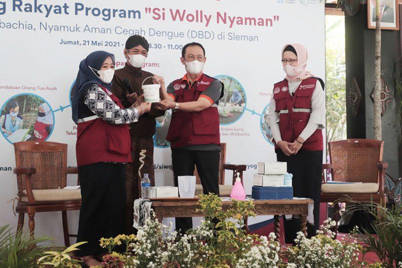 Pemkab Sleman meluncurkan program Si Wolly Nyaman. Foto: nyatanya.com/istimewa
