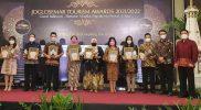 Acara penghargaan Joglosemar Tourism Awards 2021/2022. Foto: nyatanya.com/IG media_twc