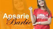 Apsari Barbie. (Foto:nyatanya.com/dokumentasi)