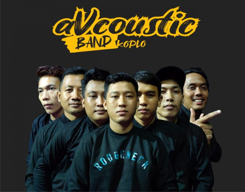 aVcoustic Band Koplo. (Foto: nyatanya.com/Istimewa)