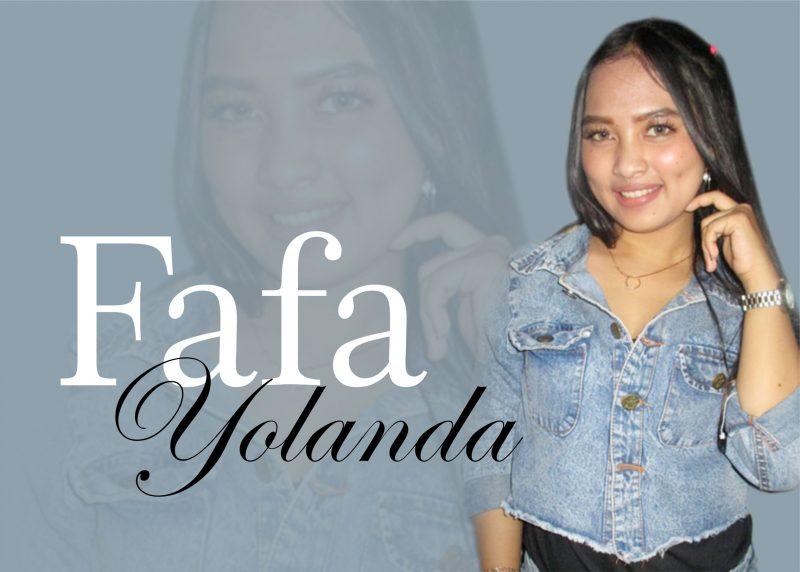 Fafa Yolanda. (Foto:nyatanya.com/dokumentasi)