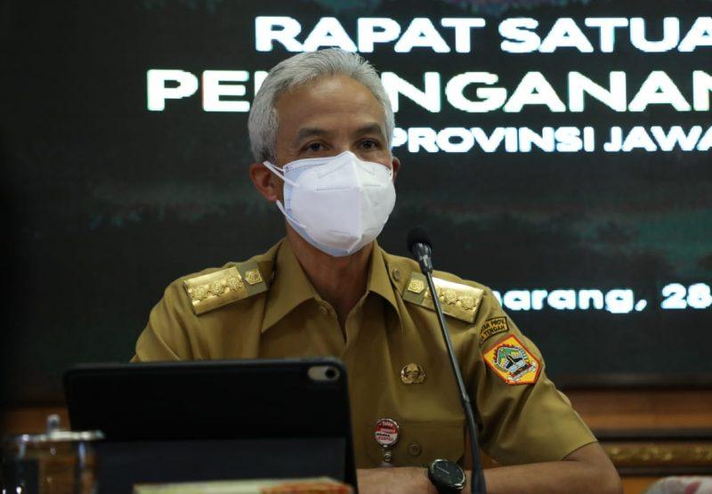 Ganjar Pranowo. (Foto: nyatanya.com/Humas Jateng)