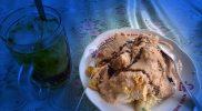 Porsi Tahu Gimbal Pak Yono, cukup bikin kenyang. (Foto:nyatanya.com/Ignatius Anto)