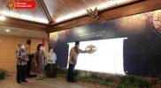 Gubernur DIY Sri Sultan Hamengku Buwono X membuka gelaran Jogja International Batik Biennale. (Foto: nyatanya.com/Humas Pemda DIY)