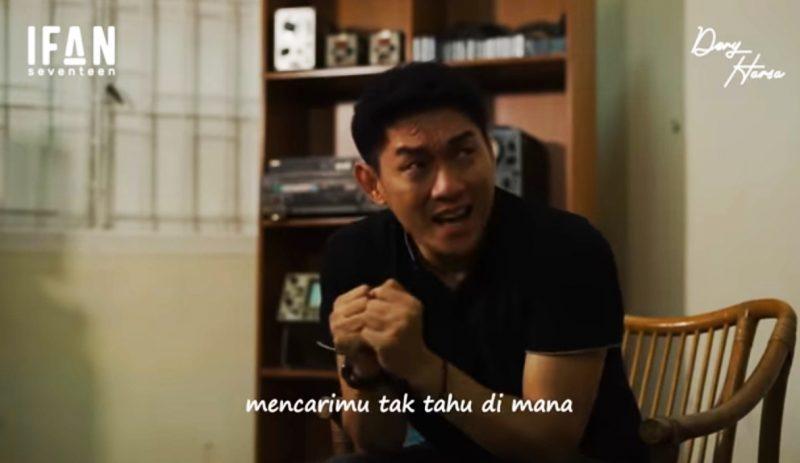 Ifan Seventeen. (Foto:nyatanya.com/YouTube Dory Harsa Music)