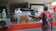 Gubernur Jateng Ganjar Pranowo saat kunjungan ke RSUD Wonogiri. (Foto:nyatanya.com/Humas Jateng)