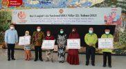 Peringatan Hari Lansia ke-25 di Hotel LPP Convention Yogyakarta.(Foto:nyatanya.com/Humas DIY)