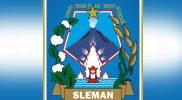 Logo Pemerintah Kabupaten Sleman. (nyatanya.com)