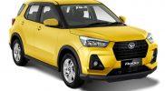 Daihatsu Rocky 1.2 X CVT ADS. (Foto:nyatanya.com/Daihatsu)