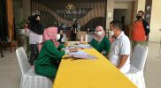 Hotel Safira, Jalan Gatot Subroto Magelang jadi tempat isolasi pasien positif Covid-19.(Foto:nyatanya.com/Diskominfo Jateng)