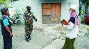 Mayor Asil bertatap muka dengan tokoh agama dalam giat Komsos. FOTO: nyatanya.com/istimewa