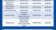 Foto:nyatanya.com/Twitter DAMRI Indonesia