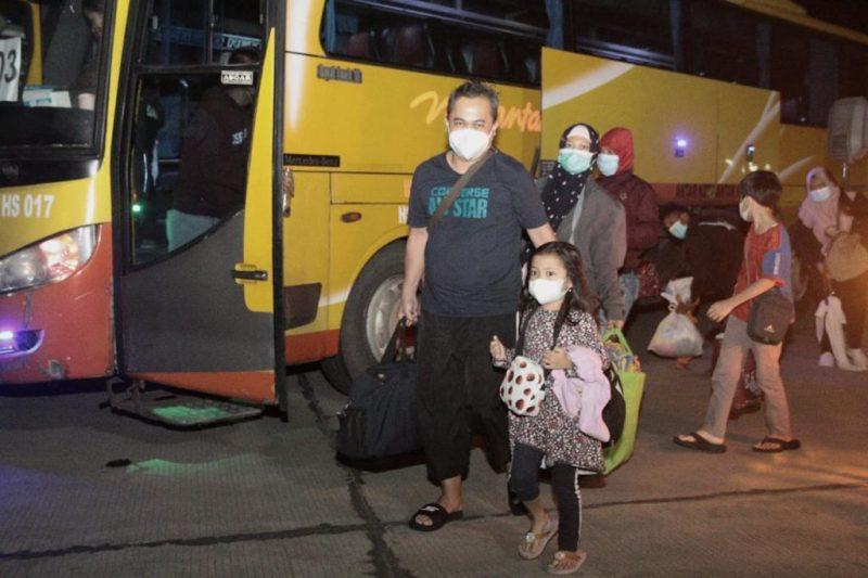 Pasien Covid-19 asal Kudus sudah dipulangkan dari Asrama Haji Donohudan Boyolali. (Foto:nyatanya.com/Diskominfo Kudus)