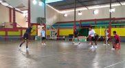 Atlet Jateng genjot latihan. (Foto:nyatanya.com/Diskominfo Jateng)