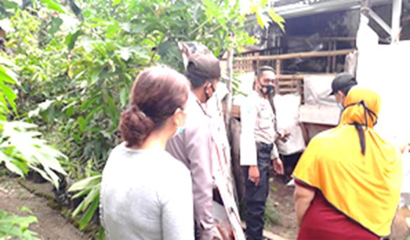Warga Terban membuat peternakan ditengah perkotaan yang ramah lingkungan dan tidak menimbulkan bau. (Foto:nyatanya.com/Humas Pemkot Yogya)