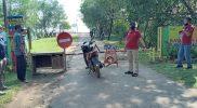 Salah satu objek wisata di Batang yang ditutup sementara selama PPKM Darurat. (Foto:nyatanya.com/Diskominfo Jateng)