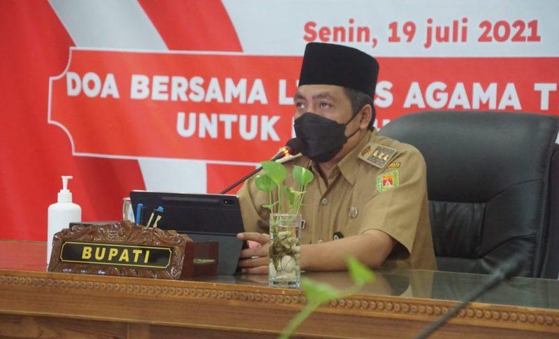 Bupati Magelang, Zaenal Arifin. (Foto:nyatanya.com/Humas Pemkab Magelang)