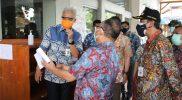 Ganjar Pranowo dalam kunjungannya ke Rembang. (Foto:nyatanya.com/Humas Jateng)