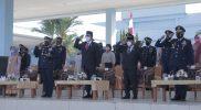 Sri Sultan mengikuti acara pelantikan Perwira TNI dan Polri ini dari Lapangan Dirgantara AAU Yogyakarta.(Foto:nyatanya.com/Humas DIY)
