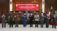 Seremoni Harlah ke-75 Kabupaten Sukoharjo digelar di DPRD dengan Rapat Paripurna Istimewa. (Foto:nyatanya.com/Humas Sukoharjo)