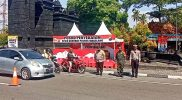 Hening Cipta Indonesia untuk mendoakan para korban Covid-19. (Foto:nyatanya.com/istimewa)