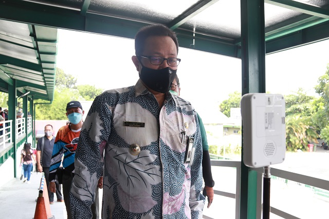 Heroe Poerwadi. (Foto:nyatanya.com/Humas Pemkot Yogyakarta)