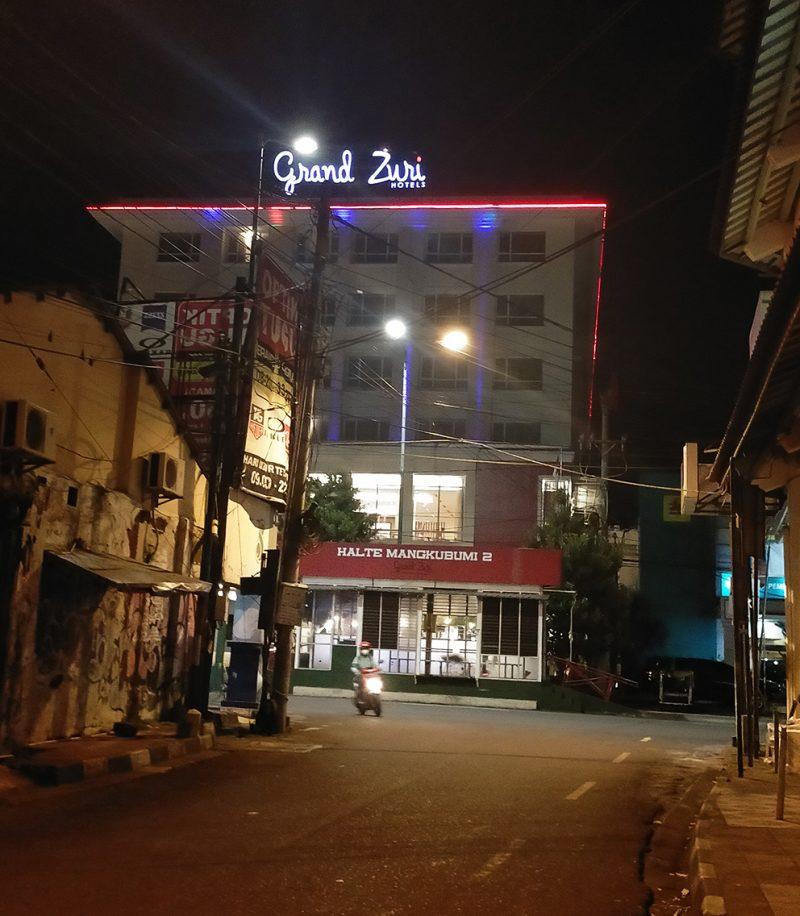 Ilustrasi hotel di Yogya di tengah pemberlakukan PPKM Darurat. (Foto:nyatanya.com/Ignatius Anto)