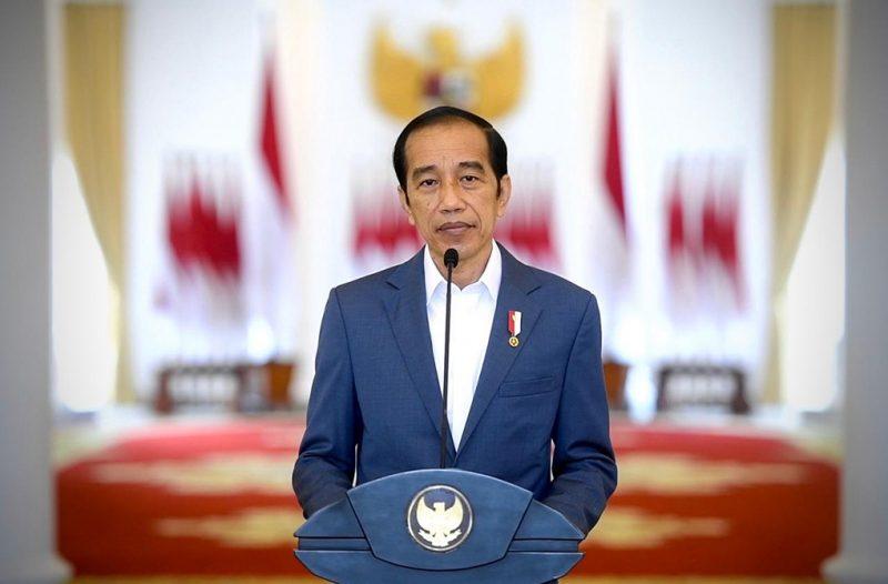 Presiden Joko Widodo secara resmi meluncurkan fondasi baru berupa nilai-nilai dasar bagi Aparatur Sipil Negara. (Foto:nyatanya.com/Biro Pers Sekretariat Presiden)
