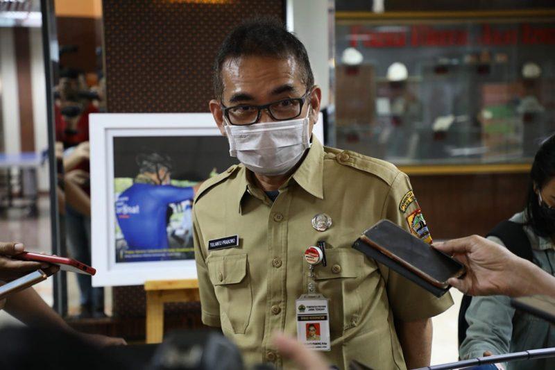 Kepala Dinas Kesehatan Jateng Yulianto Prabowo. (Foto:nyatanya.com/Diskominfo Jateng)
