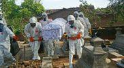 Klaten bentuk 5 Pos Aju khusus tim relawan pemulasaran jenazah pasien Covid-19. (Foto:nyatanya.com/Humas Klaten)