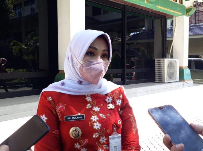 Bupati Klaten Sri Mulyani. (Foto:nyatanya.com/Diskominfo Klaten)
