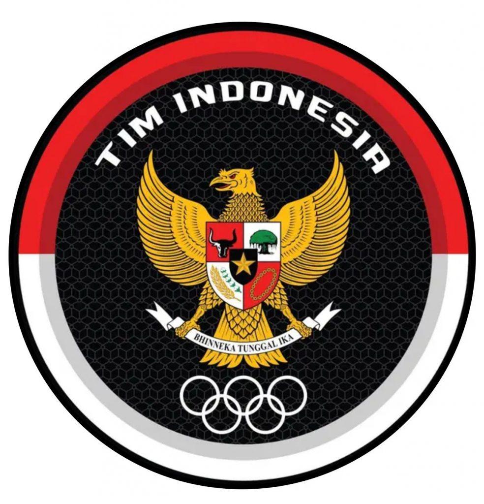 Logo baru Kontingen Indonesia di Olimpiade Tokyo 2020. (Foto:nyatanya.com/KOI)