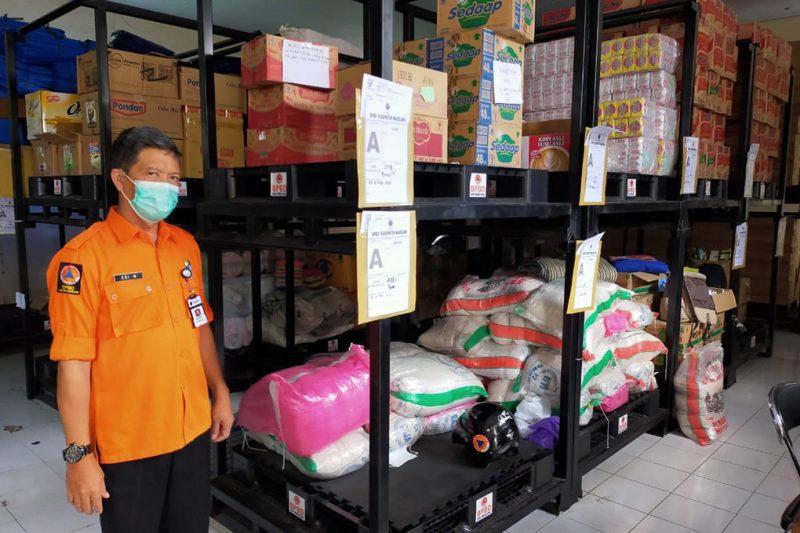 Kepala BPBD Kabupaten Magelang, Edi Wasono. (Foto: Humas Magelang)