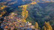 Ditutupnya tempat wisata selama PPKM Level 3, dimanfaatkan pengelola Nepal Van Java berbenah dan tambah fasilitas. (Foto: instagram nepal_van_java)