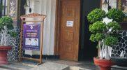 Objek wisata di Pekalongan membenahi sarana dan prasarana selama tutup PPKM. (Foto:nyatanya.com/Diskominfo Pekalongan)