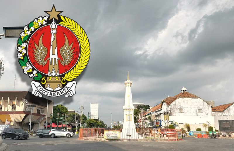 Ilustrasi Tugu Yogyakarta. (Foto: Agoes Jumianto)