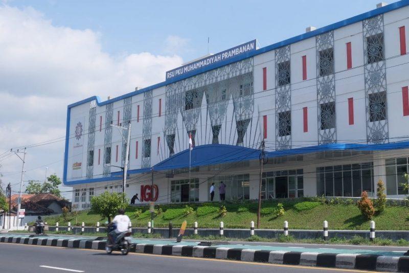 RS PKU Muhammadiyah Prambanan siap dioperasikan menjadi RS Darurat Covid-19. (Foto:nyatanya.com/Diskominfo Klaten)
