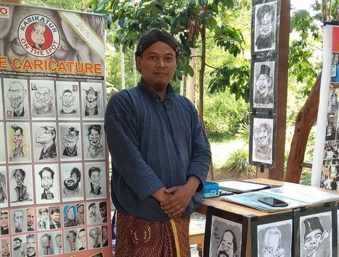 Poejiyanto. (Foto:nyatanya.com/Dokumentasi Pribadi)