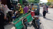 Petugas gabungan Weru intensifkan imbauan prokes. (Foto:nyatanya.com/Humas Sukoharjo)