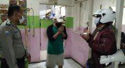 Pemerintah Kelurahan Sorosutan gencar tegakkan PPKM Darurat di wilayahnya. (Foto:nyatanya.com/Humas Pemkot Yogya)