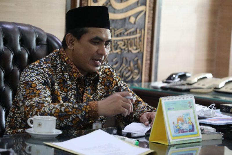 Wakil Gubernur Jawa Tengah Taj Yasin Maimoen. (Foto:nyatanya.com/Humas Jateng