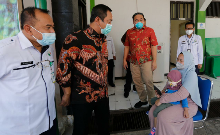 Wali Kota Semarang Hendrar Prihadi dalam sebuah kesempatan. (Foto:nyatanya.com/Diskominfo Semarang)