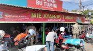 Salah satu tempat usaha yang masih bandel ditertibkan Petugas Satpol PP Kota Yogyakarta.(Foto:nyatanya.com/Humas Pemkot Yogya)