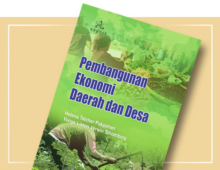 Buku Pembangunan Ekonomi Daerah dan Desa. (Foto:nyatanya.com/istimewa)