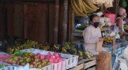 Semua pasar tradisional yang ada di Kabupaten Klaten hanya akan buka sampai pukul 14.00 WIB. (Foto:nyatanya.com/Humas Klaten)