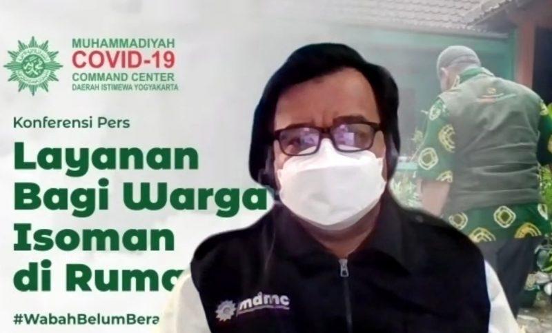 Arif Jamali Muis. (Foto:nyatanya.com/YouTube:MediamuID)