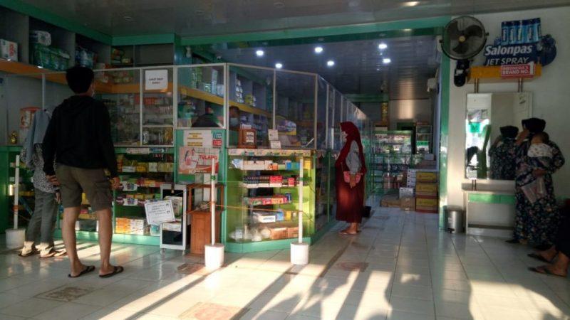 Ilustrasi apotek di Pekalongan. (Foto: Dinkominfo Kota Pekalongan)