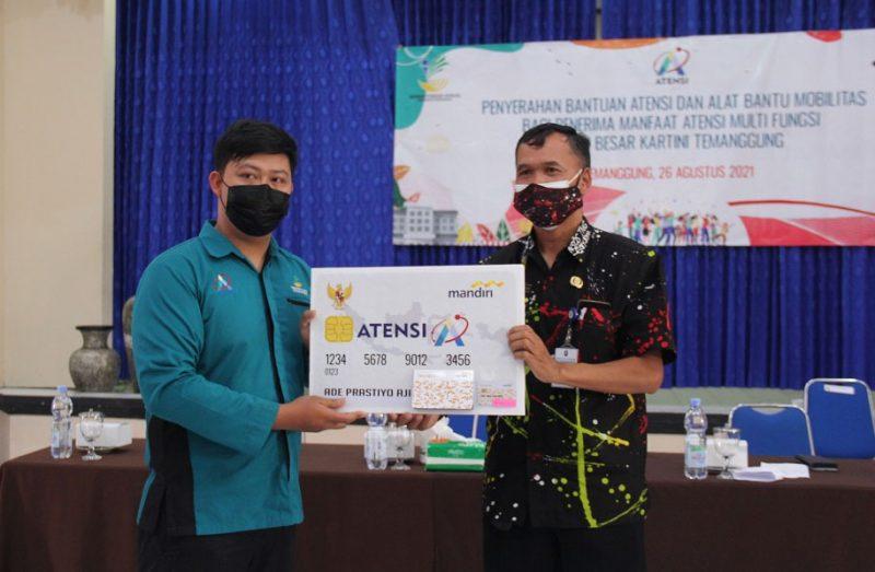 Balai Besar Kartini siapkan bantuan bagi Anak Yatim Piatu Korban Covid-19. (Foto: Diskominfo Temanggung)