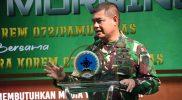 Brigjend TNI Ibnu Bintang Setiawan. (Foto: Agoes Jumianto)